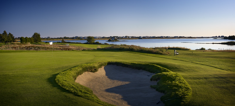 Weekapaug Golf Club in Westerly, Rhode Island
